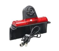 Rear View Safety Third Brake Light with Camera for Chevy Express and GMC  Savana