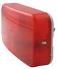 Side view of Camping Travel Trailer Stop Turn and Tail Light