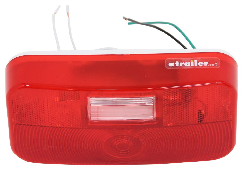 Camping Travel Trailer Stop Turn Tail And Back Up Light