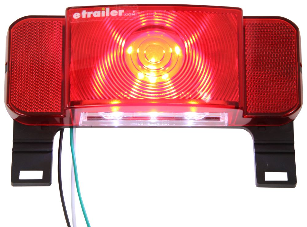 Low Profile RV Combination Tail Light - Driver's Side