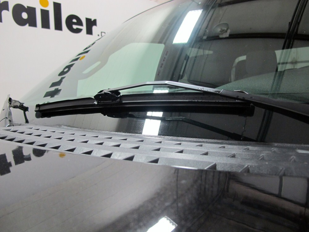 rain x wiper blades installation instructions