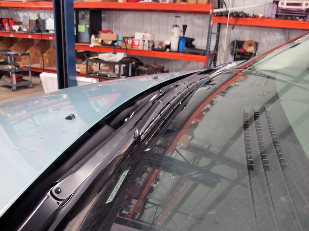 how to change wiper blades wagon r
