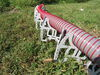 Slunky RV Sewer Hose Support System with Storage Strap - Collapsible - Red - 20' Long 20 Feet Long S2000R