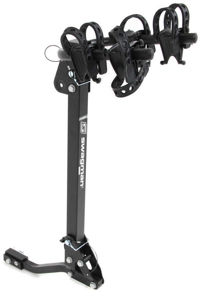 Swagman Tilt-Away Rack,Fold-Up Rack Hitch Bike Racks - S63360