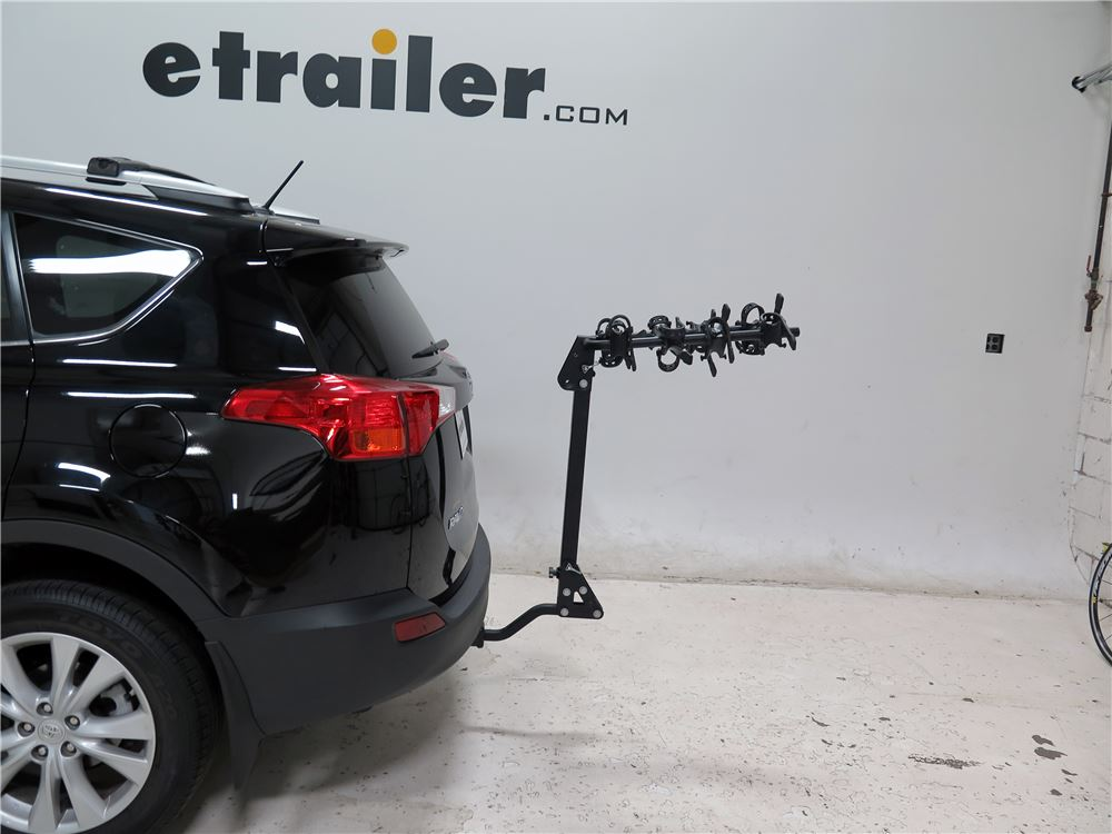 2006 Toyota Rav4 Swagman Trailhead 4 Bike Rack For 1 1 4