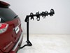 Swagman Tilt-Away Rack,Fold-Up Rack Hitch Bike Racks - S63380 on 2015 Nissan Rogue
