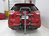 "Swagman Trailhead 4 Bike Rack for 1-1/4"" and 2"" Hitches - Tilting 4 Bikes S63380 on 2015 Nissan Rogue"