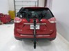 S63380 - Tilt-Away Rack,Fold-Up Rack Swagman Hanging Rack on 2015 Nissan Rogue