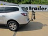 "Swagman Trailhead 4-Bike Rack for 2"" Hitches - Non-Folding Fixed Rack S63381 on 2015 Chevrolet Traverse"