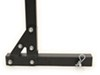 """Swagman Trailhead 4-Bike Rack for 2"""" Hitches - Non-Folding Fits 2 Inch Hitch S63381"""
