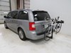 """Swagman Original - 3 Bike Rack for 2"""" Trailer Hitches Class 3 S64152-2 on 2015 Chrysler Town and Country"""