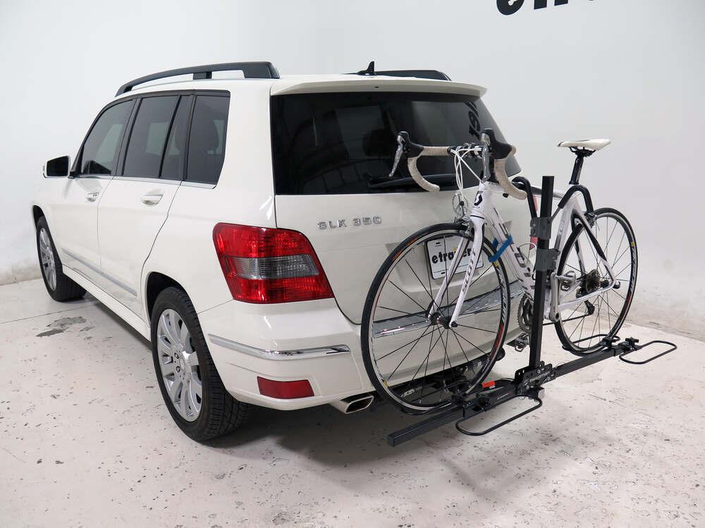 2011 mercedes benz glk class swagman xc 2 bike rack for Mercedes benz bicycle rack