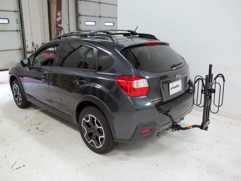 Subaru xv crosstrek swagman xc 2 bike rack platform style for Cross country motor club subaru