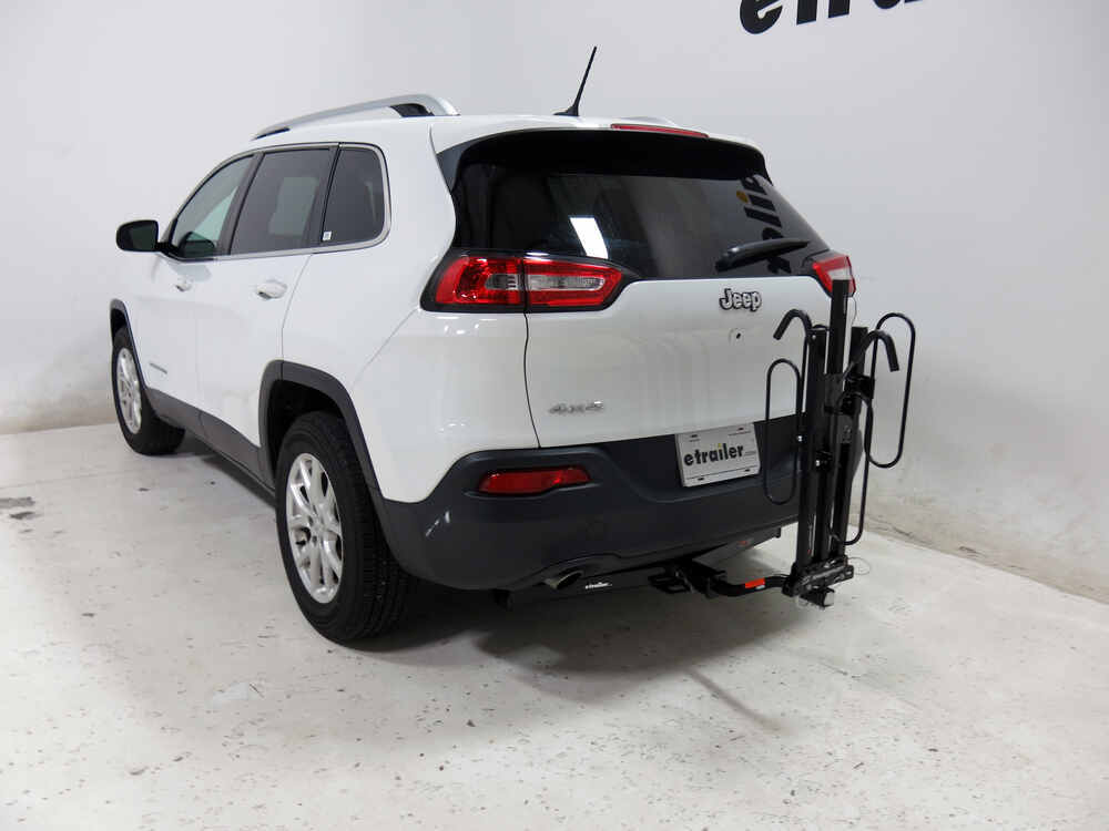 1998 jeep cherokee swagman xc 2 bike rack platform style for 1 1 4 and 2 trailer hitches. Black Bedroom Furniture Sets. Home Design Ideas