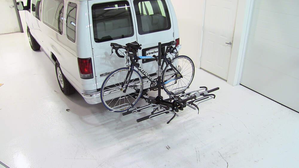 """Ford Van Swagman XTC4 4-Bike Rack for 2"""" Hitches ..."""