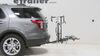 Swagman Bike and Hitch Lock Hitch Bike Racks - S64665 on 2014 Ford Explorer