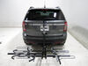 """Swagman XTC4 4-Bike Rack for 2"""" Hitches - Platform Style Fits 2 Inch Hitch S64665 on 2014 Ford Explorer"""