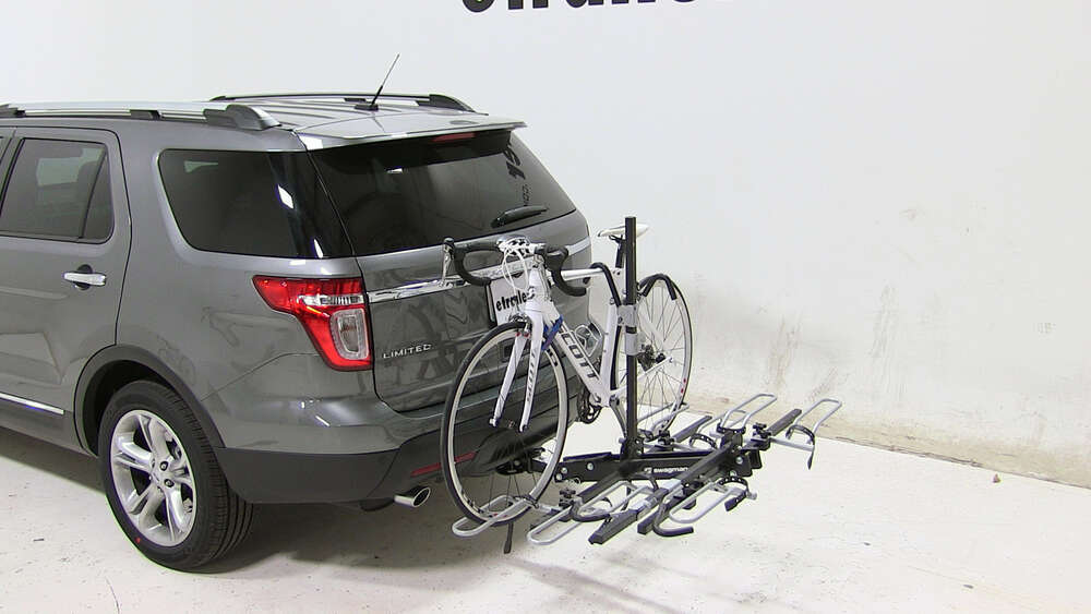2013 mercedes benz sprinter swagman xtc4 4 bike rack for 2 for Mercedes benz bicycle rack