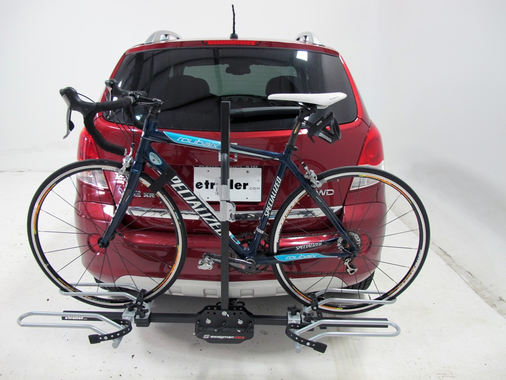 2008 saturn vue swagman xtc 2 2 bike platform rack for 1 1 4 and 2 trailer hitches. Black Bedroom Furniture Sets. Home Design Ideas