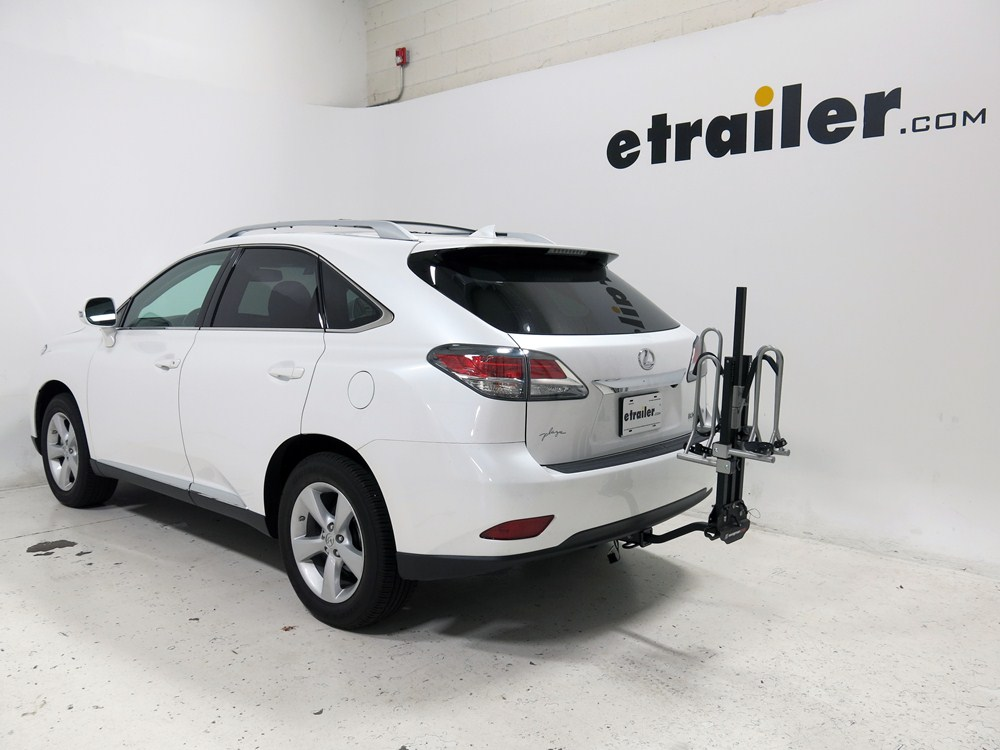 2016 lexus rx 350 swagman xtc 2 2 bike platform rack for 1 1 4 and 2 trailer hitches. Black Bedroom Furniture Sets. Home Design Ideas
