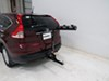 Hitch Bike Racks S64675 - Towing Rack,Tilt-Away Rack - Swagman on 2013 Honda CR-V