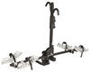 "Swagman Chinook 2 Bike Platform Rack - 1-1/4"" and 2"" Hitches - Frame Mount - Tilting"
