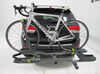 "Swagman Semi 2.0 2-Bike Platform Rack - 1-1/4"" and 2"" Hitches - Tilting 2 Bikes S64686 on 2014 Jeep Grand Cherokee"