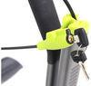 "Swagman Semi 2.0 2-Bike Platform Rack - 1-1/4"" and 2"" Hitches - Tilting Carbon Fiber Bikes S64686"