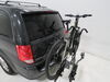 S64689 - 2 Bikes Swagman Hitch Bike Racks on 2012 Dodge Grand Caravan