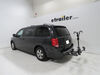 S64689 - Bike and Hitch Lock Swagman Hitch Bike Racks on 2012 Dodge Grand Caravan