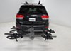 "Swagman Quad 2+2 2-Bike and 4-Bike Platform Rack - 2"" Hitches Bike and Hitch Lock S64692 on 2014 Jeep Grand Cherokee"