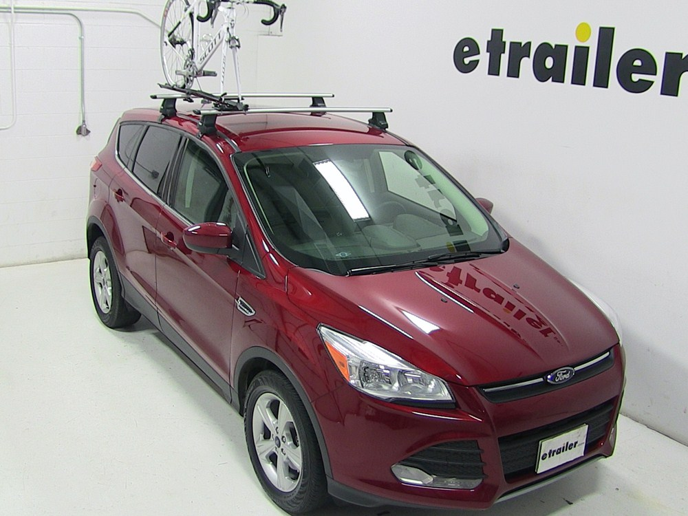 2015 Ford Escape Swagman Fork Down Roof Mounted Bike
