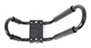 Swagman Contour Rooftop Kayak Carrier System with Tie-Downs - Fixed Arms - J-Style - Universal Mount J-Style S65148
