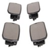 swagman watersport carriers kayak canoe roof mount carrier coronado rooftop system with tie-downs - saddle style universal