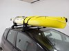 0  watersport carriers swagman kayak canoe clamp on coronado rooftop carrier system with tie-downs - saddle style universal mount