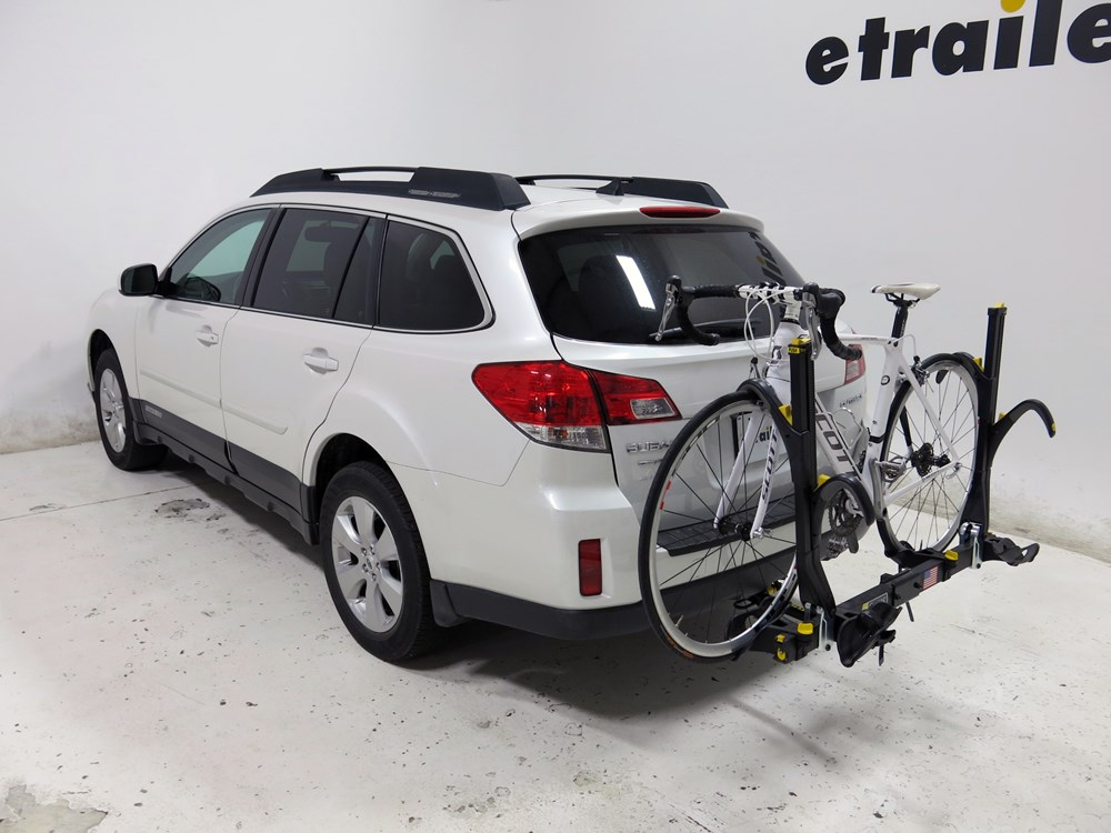 2012 subaru outback wagon saris freedom superclamp 2 bike platform rack 1 1 4 and 2 hitches. Black Bedroom Furniture Sets. Home Design Ideas