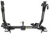 saris hitch bike racks platform rack 2 bikes superclamp ex - 1-1/4 inch and hitches wheel mount