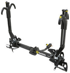 "Saris Freedom SuperClamp EX 2 Bike Platform Rack - 1-1/4"" and 2"" Hitches - Wheel Mount"