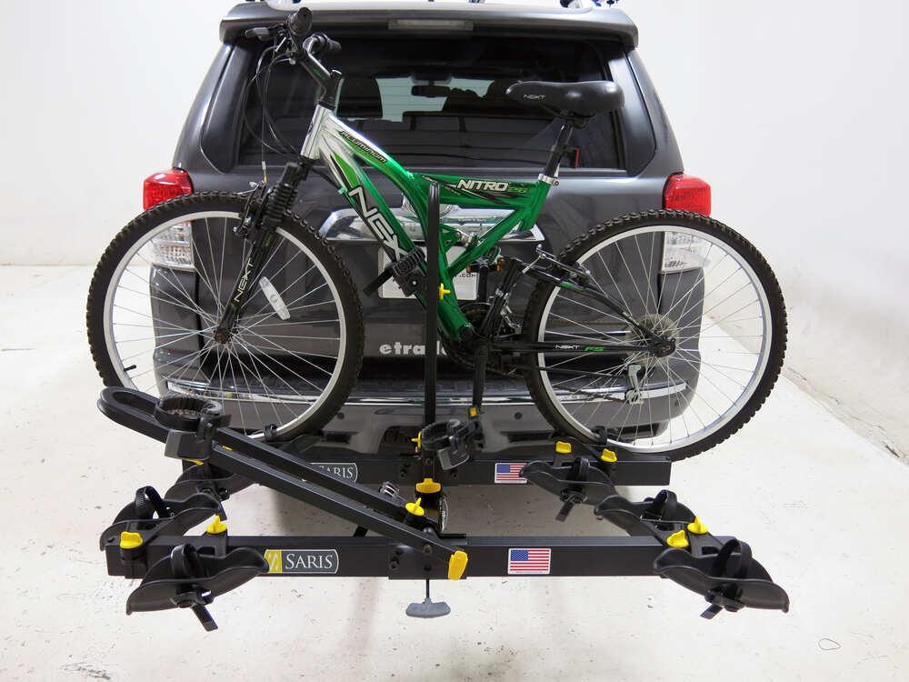 2016 jeep wrangler unlimited saris freedom 4 bike platform. Black Bedroom Furniture Sets. Home Design Ideas