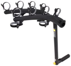 "Saris Bones Hitch 4 Bike Rack - 1-1/4"" and 2"" Hitches - Tilting - Steel"