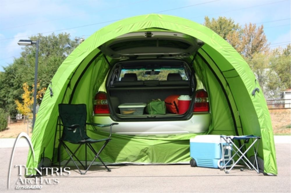 Let S Go Aero Archaus Tailgate Tent For 5 Hatches 10