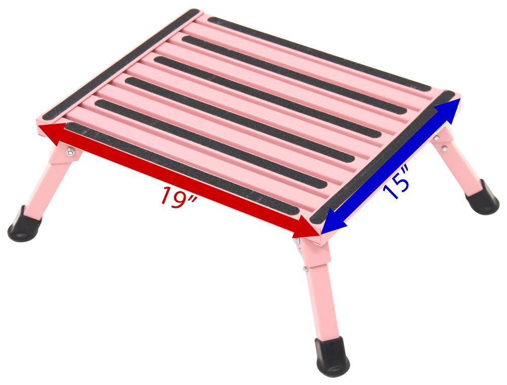 Safety Step Folding Platform Step Aluminum 19 Quot Long X