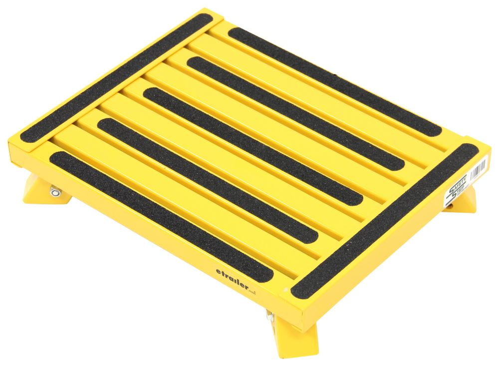 Compare Safety Step Folding Vs Adjustable Height