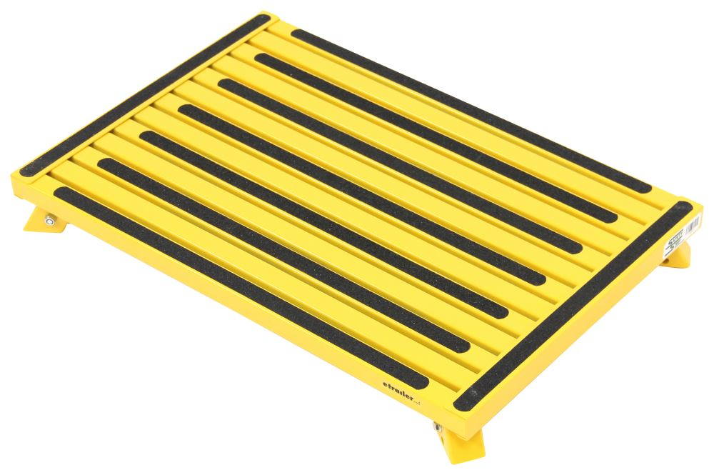 Safety Step Folding Platform Step Aluminum 24 Quot Long X