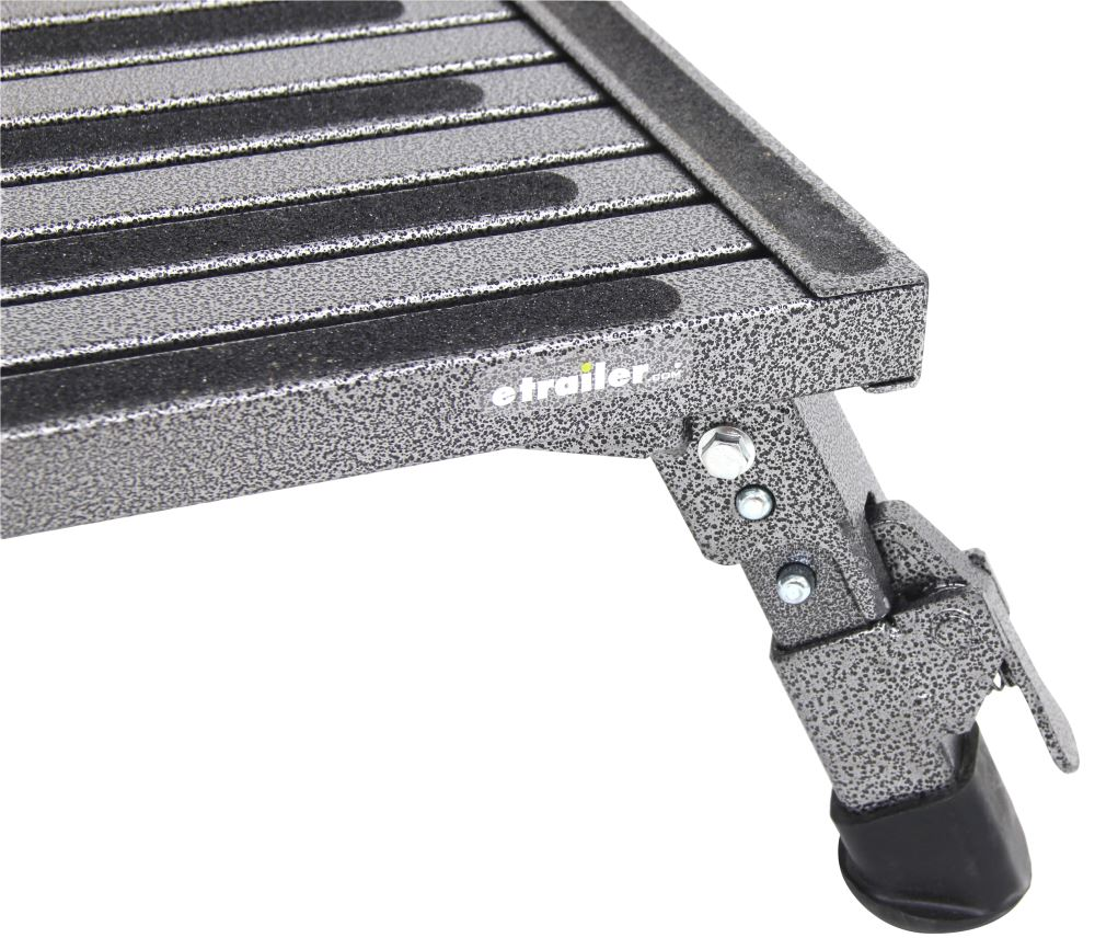 Compare Dual Height Folding Vs Safety Step Adjustable