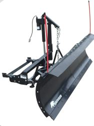 <strong>SnowBear</strong> Winter Wolf Snowplow - 2 Point Mount - Electric Actuator - 84&quot; Wide x 22&quot; Tall - SB324-167