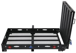 "27x48 Rage PowerSport Wheelchair and Scooter Carrier - 60"" Ramp - 2"" Hitches"