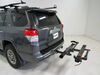 SH22G - Carbon Fiber Bikes Kuat Hitch Bike Racks on 2012 Toyota 4Runner