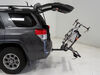 "Kuat Sherpa 2.0 2-Bike Platform Rack - 2"" Hitches - Tilting - Gray 2 Bikes SH22G on 2012 Toyota 4Runner"