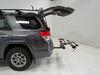 "Kuat Sherpa 2.0 2-Bike Platform Rack - 2"" Hitches - Tilting - Gray Fits 2 Inch Hitch SH22G on 2012 Toyota 4Runner"